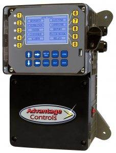 megatron xs remote monitoring by advantage controls
